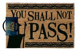 Władca Pierścieni (You Shall Not Pass) - wycieraczka z filmu