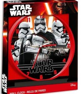Zegar Star Wars wiszący The Force Awakens