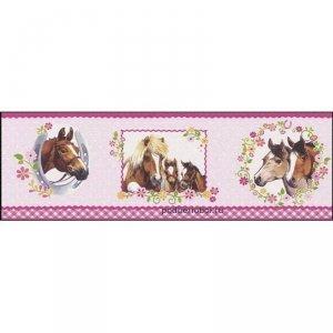 Pasek dekoracyjny Konie BORDER Villa Coppenrath II 290813