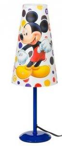 Lampka nocna Myszka Miki na szafkę Mickey Mouse wh