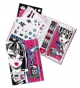 Szkicownik Monster High