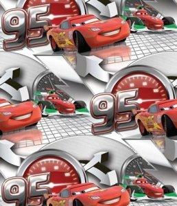 Tapeta Disney Cars Auta w rolce na flizelinie MQ
