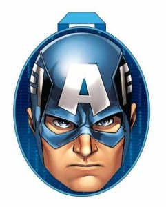 Plecak Marvel Kapitan Ameryka plecaczek