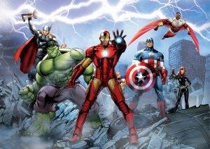 Fototapeta Avengers 360x254cm