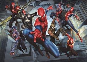 Fototapeta SpiderMan 160x110cm Spider-Man new