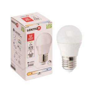Żarówka LED E27 5,5W 470LM 4000k
