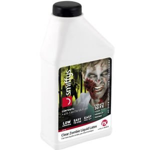 Płynny lateks 473ml do charakteryzacji Zombie Liquid Latex Low Ammonia