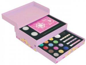 Zestaw farb i kredek do twarzy SNAZAROO w walizce Gift Box