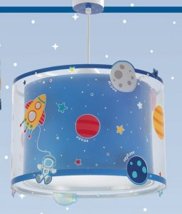 Lampa sufitowa Kosmos Planety zwis