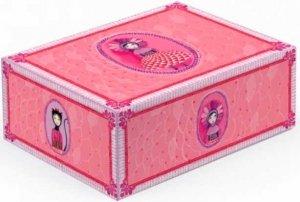 Pudełko na zabawki biżuterię drobiazgi