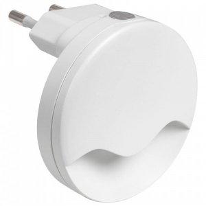 Lampka LED do kontaktu LILY wtykowa z czujnikiem zmierzchu