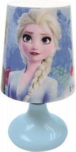 Lampka nocna Disney Frozen biurkowa Kraina Lodu Lexibook
