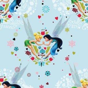 Tapeta Disney Fairies Dzwoneczek Wróżki