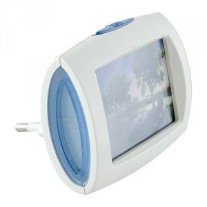 Lampka wtykowa do gniazdka kontaktu TIVI 0,4W LED