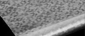 Statyczna folia okienna 45x150 drobna kratka