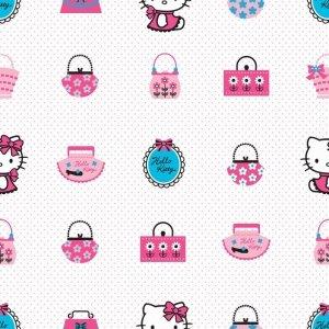 Tapeta Hello Kitty Fashion
