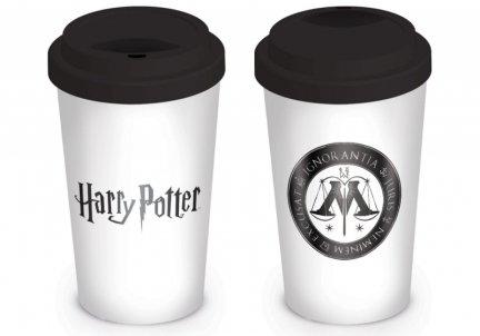 Harry Potter Ministry Of Magic - kubek podróżny