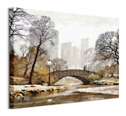 Kamienny Most - obraz na płótnie