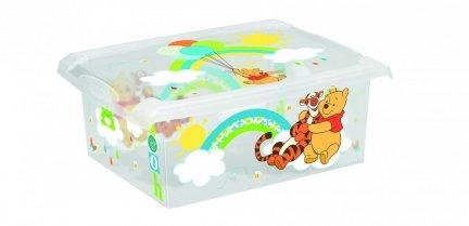 Pudełko 10L Kubuś Puchatek 2727 pojemnik na zabawki