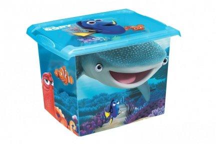 Pudełko Gdzie jest Dory - Nemo 2829 pojemnik na zabawki
