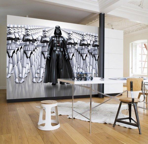 Fototapeta Star Wars Gwiezdne Wojny Darth Wader IMPERIAL FORCE