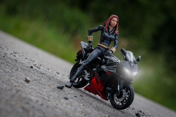 Black Widow Ver1 - plakat