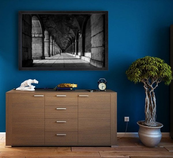 Aranjuez, Hiszpania - plakat premium