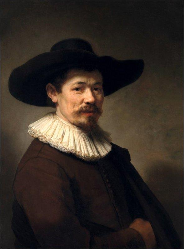 Herman Doomer (ca, Rembrandt - plakat
