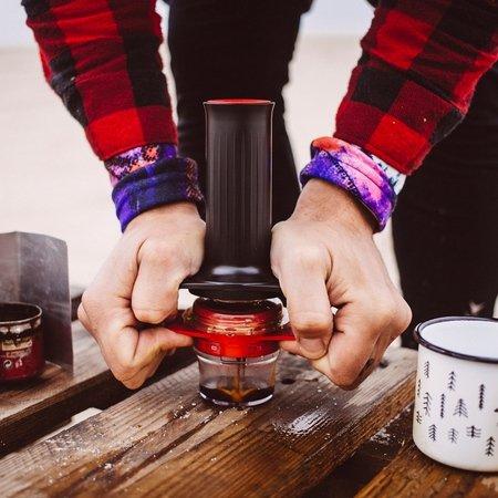 Cafflano Kompresso Coffee Maker