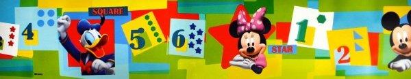 Bord Miki, Mini i Donald