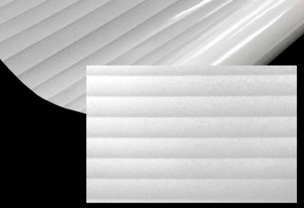 Statyczna folia okienna 90x150 jak żaluzje witraż