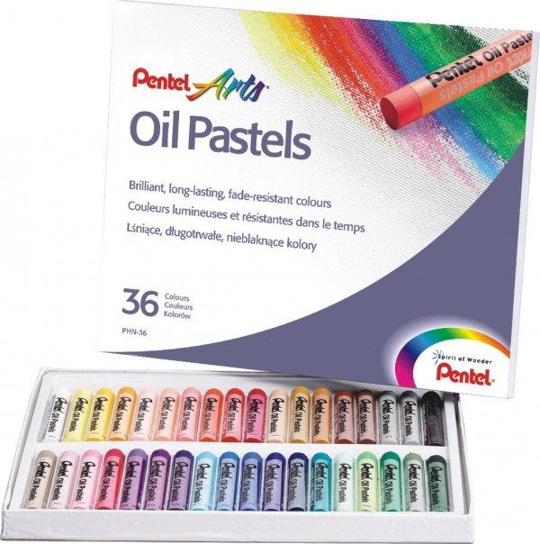 Pentel pastele olejne Oil Pastels