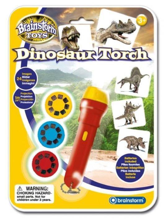 Dinozury latarka - projektor
