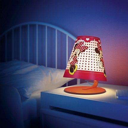 Lampka nocna stojąca Mini Disney Minnie Phillips LED