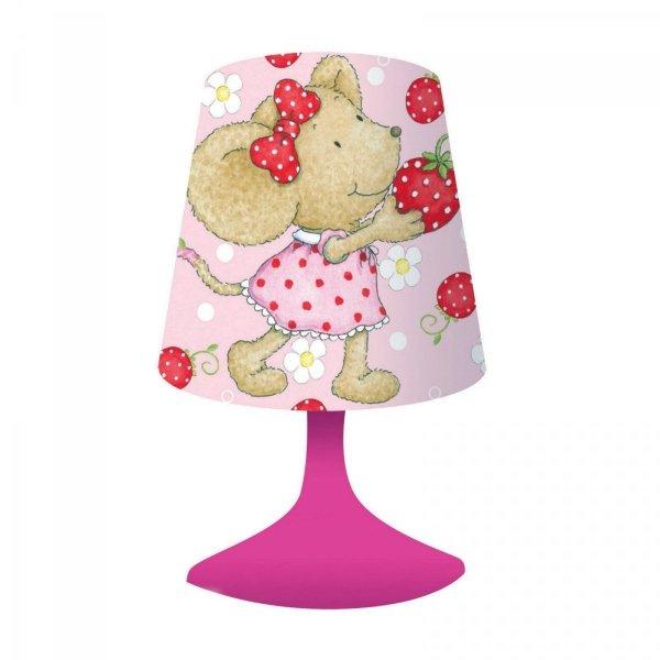 Lampa stojąca myszka Lillebi
