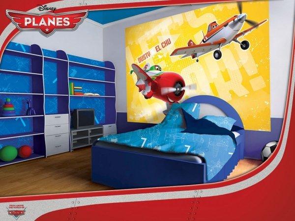 Fototapeta na flizelinie Planes Samoloty XL