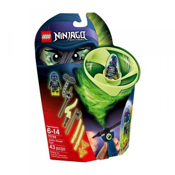 Klocki LEGO Ninjago 70744 Latająca kapsuła Wraytha