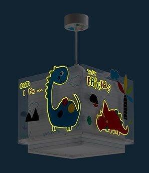 Lampa sufitowa Dinozaury DINOS 73452 zwis