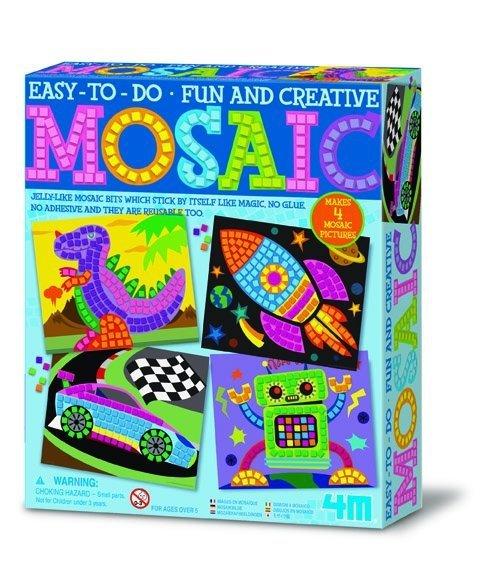 Mozaika dla chłopców 4M
