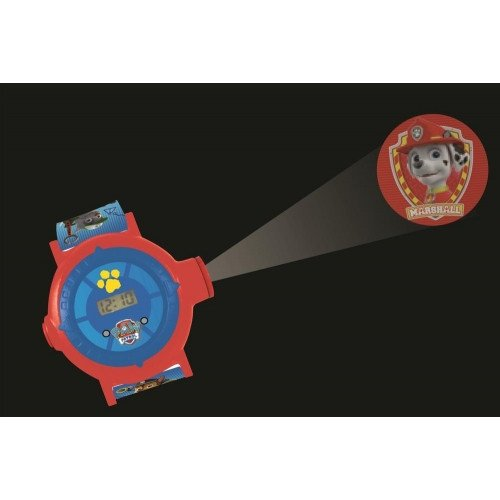 Zegarek z projektorem PAW Psi Patrol