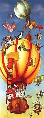 Tapeta Balon
