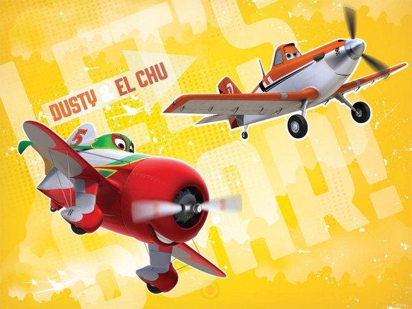 Fototapeta na flizelinie Planes Samoloty XXXL