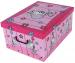 Pudełko Sawanna 24x37x51cm Zebra