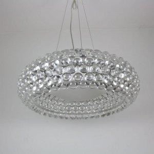 PIĘKNA LAMPA AKRYLOWE KULE