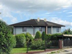 Projekt domu parterowego DM16