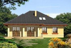 Projekt domu LIGURIA