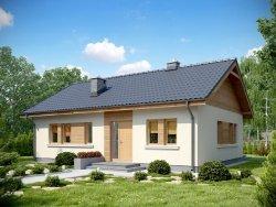 Projekt domu TK9