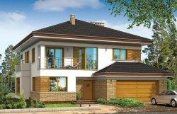 Projekt domu Opal pow.netto 190,68 m2