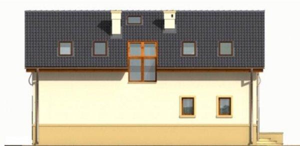 Projekt domu Fuerteventura A