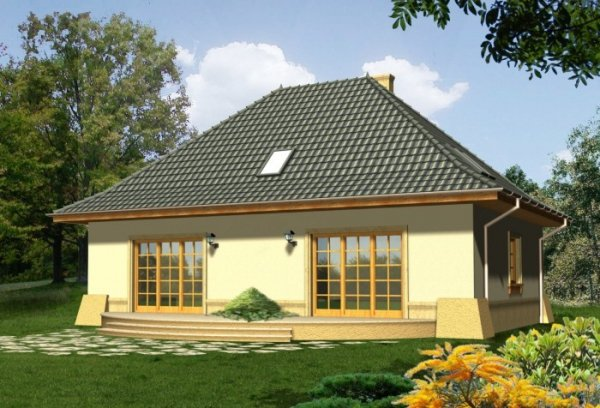 Projekt domu LOCUM